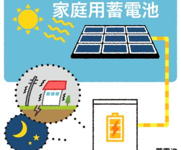 家庭用蓄電池による電気代削減効果